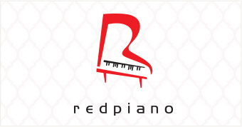 Red Piano Logo